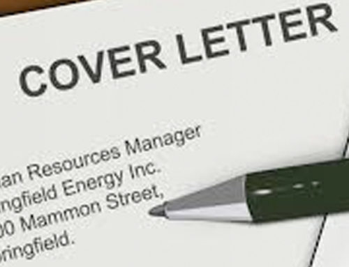 Writing a Stellar Executive Cover Letter